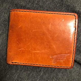 レッドウィング(REDWING)のレッドウィング 折り財布(折り財布)