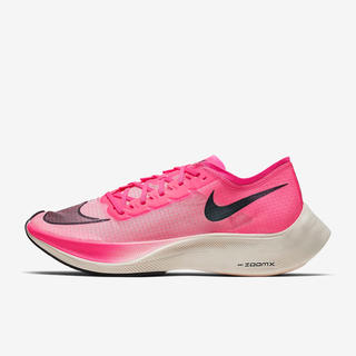 NIKE - NIKE ZOOMX VAPORFLY NEXT% AO4568-600ピンク色