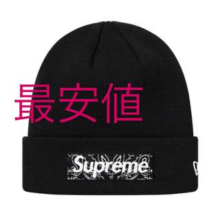 シュプリーム(Supreme)のSupreme New Era Bandana Box Logo Beanie(ニット帽/ビーニー)