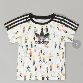 adidas - 新品 アディダス Tシャツ 120