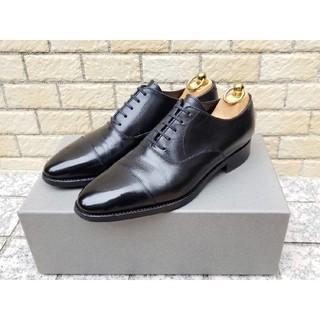 RENDO サイズ6 (24㎝) 内羽根ストレートチップ セントラル靴 レンド(ドレス/ビジネス)