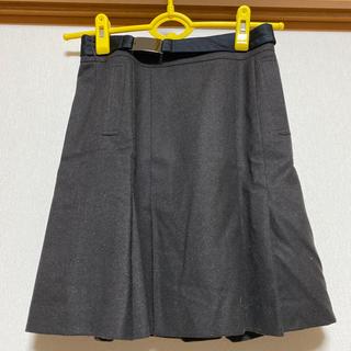 クミキョク(kumikyoku(組曲))の組曲 ベルト付きスカート(ミニスカート)