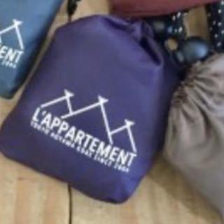 L'Appartement DEUXIEME CLASSE - L'Appartementアパルトモン☆ノベルティエコバッグ&カタログセット