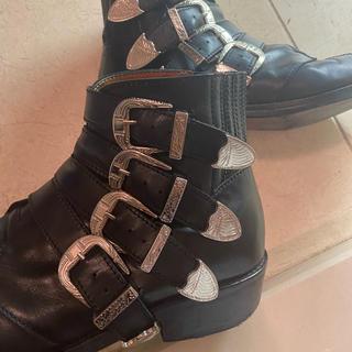 トーガ(TOGA)のTOGA VIRILIS 4バックルブーツ 27センチ(ブーツ)