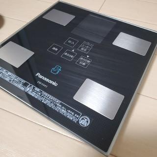 パナソニック(Panasonic)のパナソニック 体重計(体脂肪計)