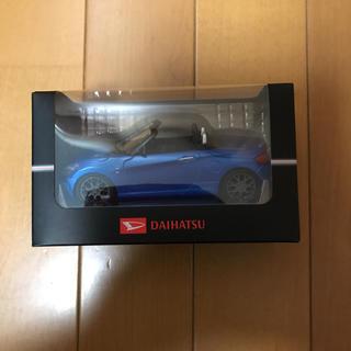 ダイハツ - ダイハツ コペン gr sport 青色 プルバックカー