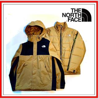 THE NORTH FACE - ⭐️超レア⭐️USモデル3way NORTH FACEトリクライメイトジャケット