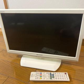 SHARP - シャープ AQUOS 19型 液晶テレビ LC-19K20 テレビ