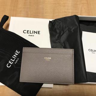 celine - 新品未使用 CELINE セリーヌ カードホルダー 定期入れ