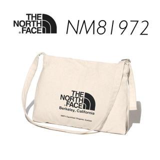 THE NORTH FACE - ノースフェイス ミュゼットバッグ NM81972 ブラック