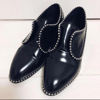 Lochie - epine  studs enamel short boots
