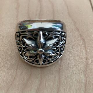 クロムハーツ(Chrome Hearts)のクロムハーツオーバルスターリング(リング(指輪))