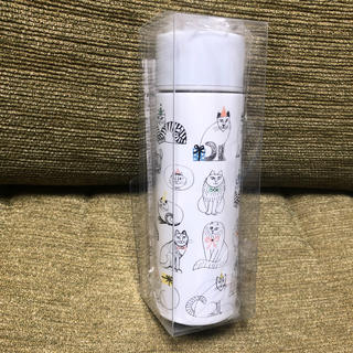 Lisa Larson - ☆ リサ・ラーソン ステンレスボトル 120ml リンネル2月増刊号付録のみ☆