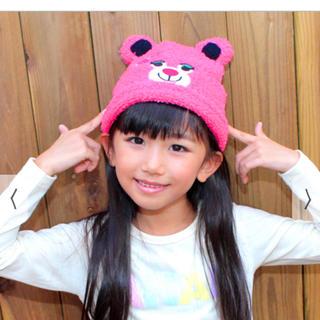 アナップキッズ(ANAP Kids)のKIDS ニット帽(帽子)