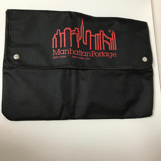 Manhattan Portage - マンハッタンポーテージ バッグインバッグ MonoMax付録