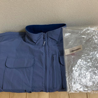 Supreme - 19fw 青 XL supreme upland fleece jacket