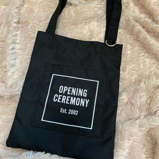 オープニングセレモニー(OPENING CEREMONY)のopening ceremony サコッシュ ショルダー オープニングセレモニー(ショルダーバッグ)