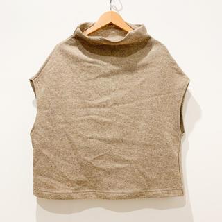 ネストローブ(nest Robe)のnest Robe【ノースリーブウールプルオーバー】(ベスト/ジレ)