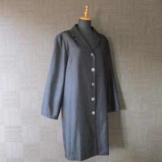 レリアン スプリングコート 15+ 日本製 大きいサイズ 美品