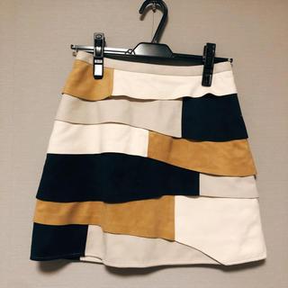 Lily Brown - リリーブラウン ミニスカート