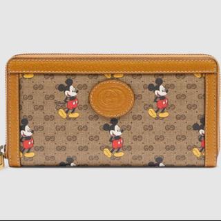 Gucci - 新品 百貨店購入 グッチミッキー 財布