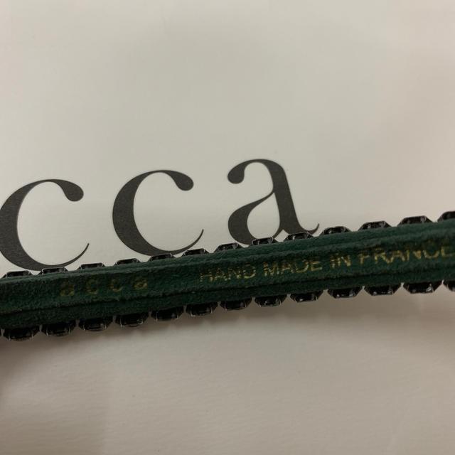 acca(アッカ)のacca レディースのヘアアクセサリー(カチューシャ)の商品写真