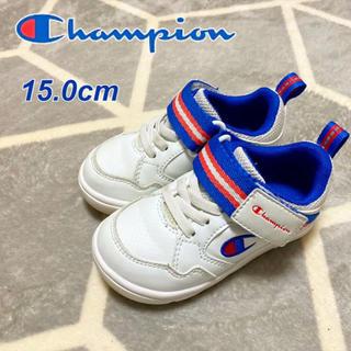 チャンピオン(Champion)の[超美品]Champion/スニーカー 15.0cm(スニーカー)