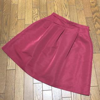 クイーンズコート(QUEENS COURT)のクイーンズコート♡カラースカート(ミニスカート)