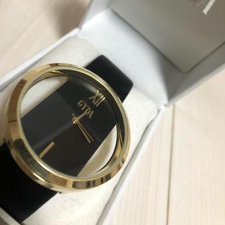 ジェイダ(GYDA)の新品未使用 GYDAノベルティ腕時計(腕時計)
