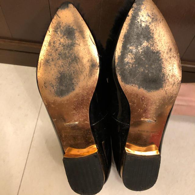 Rady(レディー)のrady フラットビジューファーパンプス レディースの靴/シューズ(ハイヒール/パンプス)の商品写真