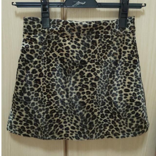 ZIDDY(ジディー)の☆新品・未使用☆ ZIDDY スカート 130 キッズ/ベビー/マタニティのキッズ服女の子用(90cm~)(スカート)の商品写真