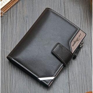 [M051]滅茶苦茶多機能な財布を特価販売【珈琲】