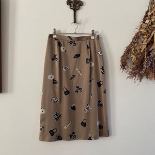 HANAE MORI - ハナエモリ スカート