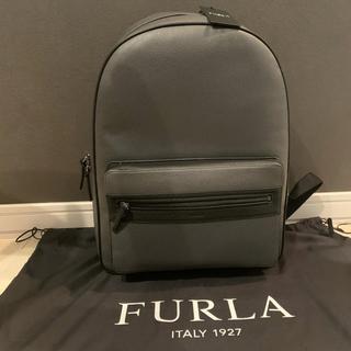 Furla - 新品 FURLA ラーヴァ (ダークグレー) BAG