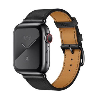 Apple Watch - Apple Watch エルメス スペースブラック 44mm シリーズ5