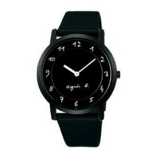 アニエスベー(agnes b.)のagnes b.☆アニエスベー☆987☆腕時計☆クオーツ☆アニエスb☆新品(腕時計(アナログ))