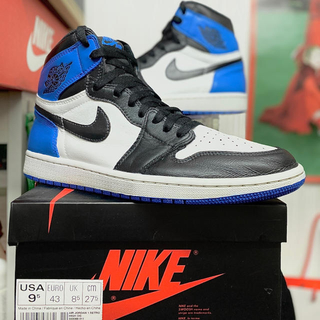 NIKE - NIKE AIR JORDAN 1 Retro High OG カスタムペイント
