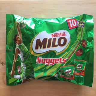 ネスレ(Nestle)のミロ ナゲット(菓子/デザート)