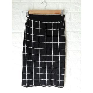 アンズ(ANZU)の(M63)ANZUレディース スカート (ひざ丈スカート)