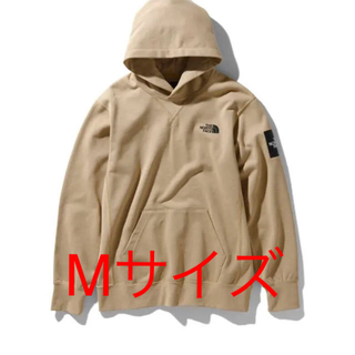 THE NORTH FACE - THE NORTH FACE Square Logo Hoodie Mサイズ