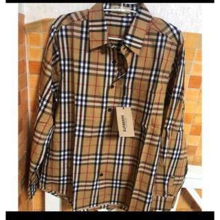 BURBERRY - バーバリー burberry シャツ 長袖 xl