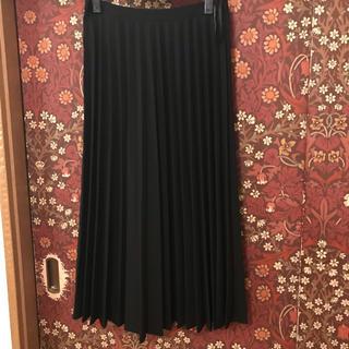 UNIQLO - 【UNIQLO】プリーツスカート Mサイズ