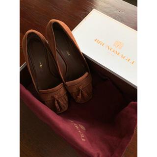 BRUNOMAGLI - ブルーノマリ パンプス 靴 35ハーフ 22.5㎝程度