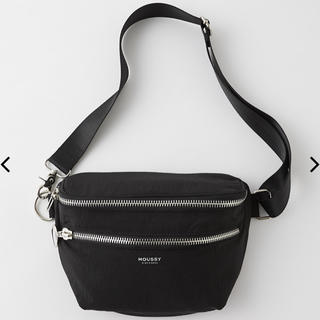 moussy - moussy ウエストバッグ