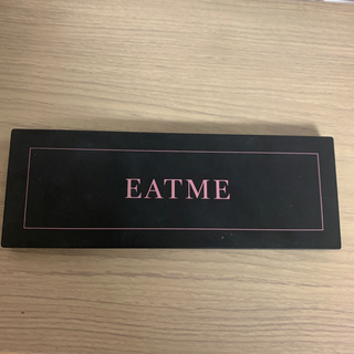 イートミー(EATME)のEATME アイシャドウパレット(アイシャドウ)