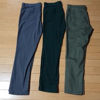 シマムラ(しまむら)のしまむら 大きいサイズ スキニーパンツ 3L 3枚セット(スキニーパンツ)