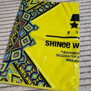 シャイニー(SHINee)のFIVE(ミノ)タオル(K-POP/アジア)