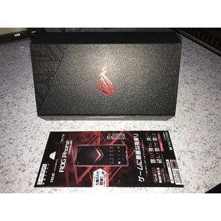 ASUS - 新品☆ASUS ROG Phone ZS600KL ブラック 国内正規品
