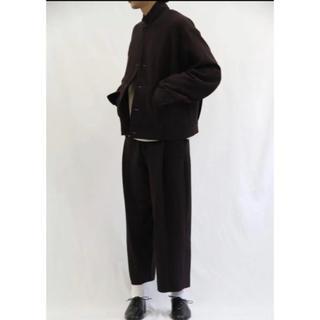 SUNSEA - uru 18aw 1tuck pants