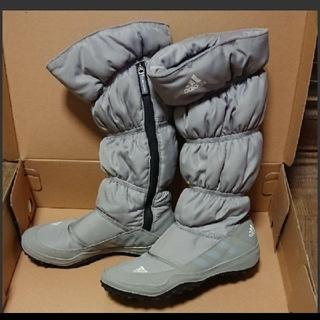 アディダス(adidas)のアディダス ADILIBRIA パッデッドブーツ(ブーツ)